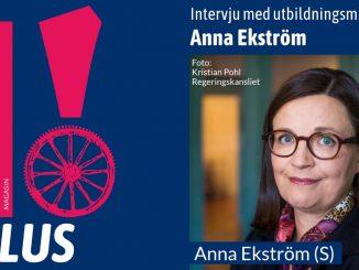 Anna Ekström (S)